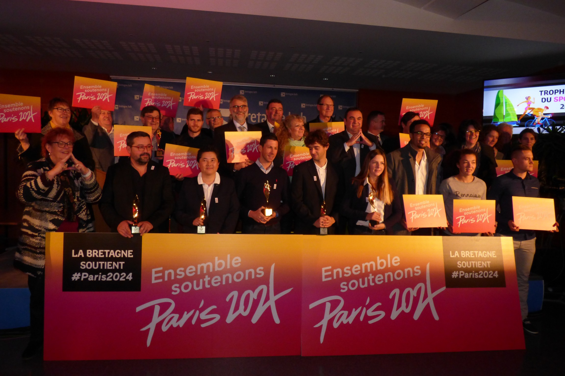 Ensemble Soutenons Paris 2024