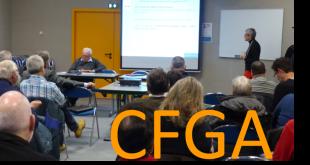 CFGA 2019 – Formation des Bénévoles