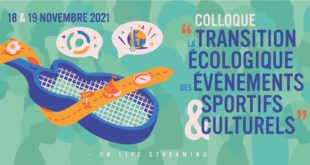 #Sport          #DéveloppementDurable